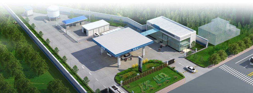 北京派瑞华氢能源科技有限公司